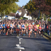 The Southend 10K Run Starts